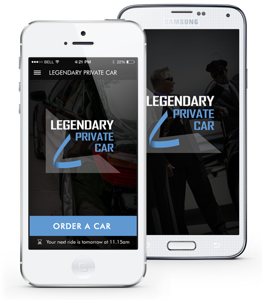 Legendary Private Car App