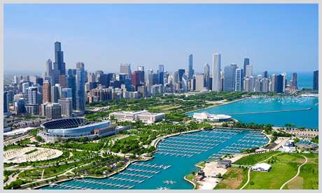 point to point Black Car service in Chicago