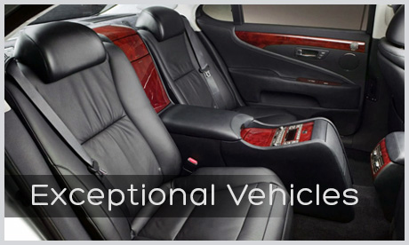 exceptional vehicle Black Car Chicago