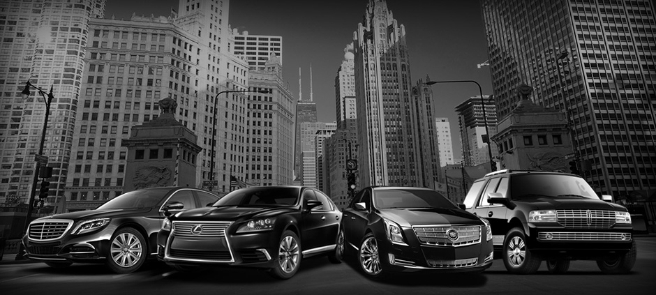 Mercedes S560 Car Service O'Hare Airport Limo Near Me