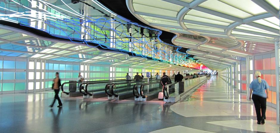 Airport Rides ORD Black Car Near O'Hare