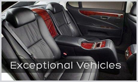Exceptional Vehicles - Black Car Company Near My Location