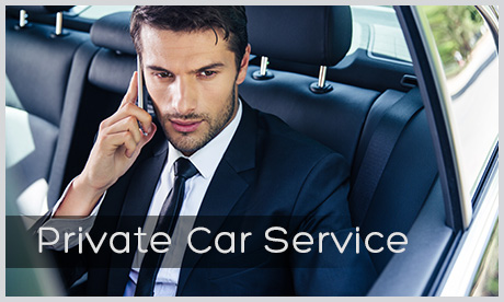 Private Car Service - Black Car Company Near Me