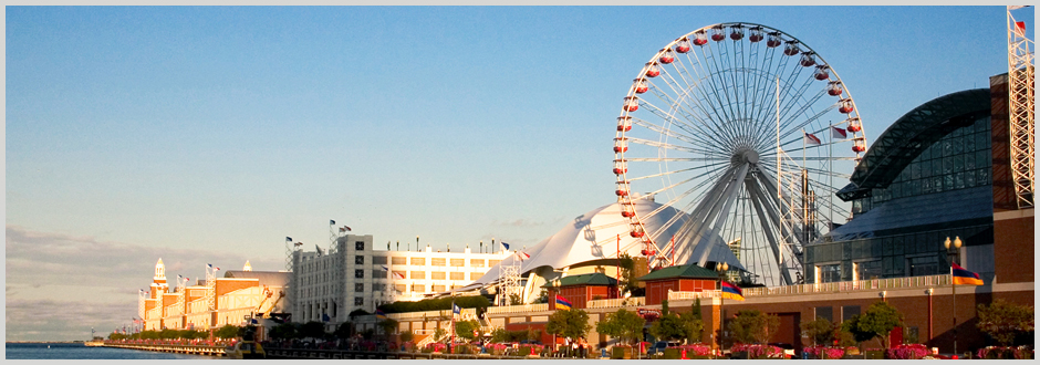 Navy Pier - Legendary Chicago Guide