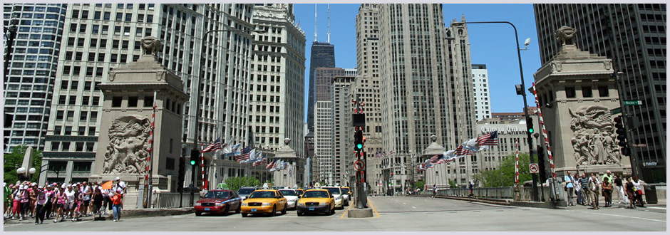 Explore The Magnificent Mile with Legendary Private Car